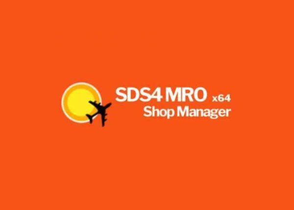 SDS4 MRO Shop Manager